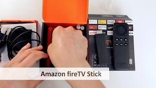 Amazon Fire TV Stick - HDMI-Streaming-Stick im Test [Deutsch]