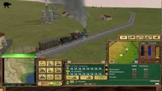 Railroad Tycoon 3 11 - Texas Tea 1/4