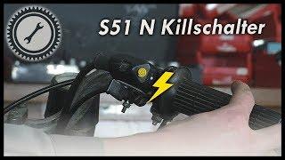 Gambar cover S51N Elektrik & Killschalter nachrüsten - Simson Tutorial