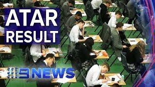 Year 12 students learn their ATAR fate | Nine News Australia