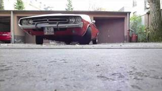 1971 Dodge Challenger R/T originaler Sound