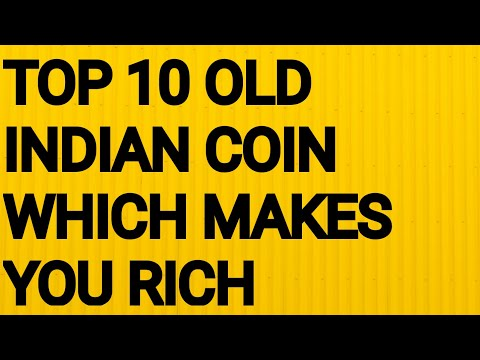 Top 10 old indian coins which makes you Rich