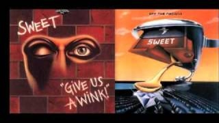 Sweet - Action (outtake)/Fever of Love (USA version)