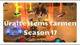 Season 17: Farmen von Uralten Items (Drops, Kadala, Kanais)