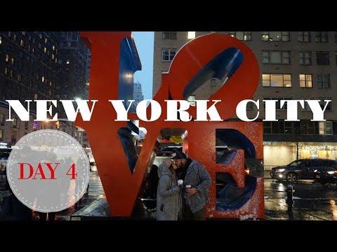 NEW YORK CITY - THE BRONX - LITTLE ITALY - ARTHUR AVENUE! DAY 4 | VLOG