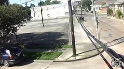 Live Tropical storm Cristobal in New Orleans Hurricane Cam