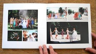 Свадебная фотокнига - Наташа и Саша