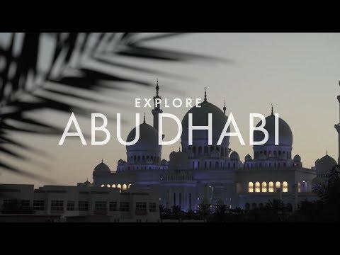 Exploring Abu Dhabi's architecture