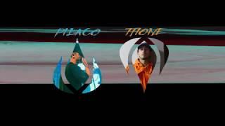 Música: Fumando um Haka Letra: Thone & Pilaco Prod: Yakuza Records ...