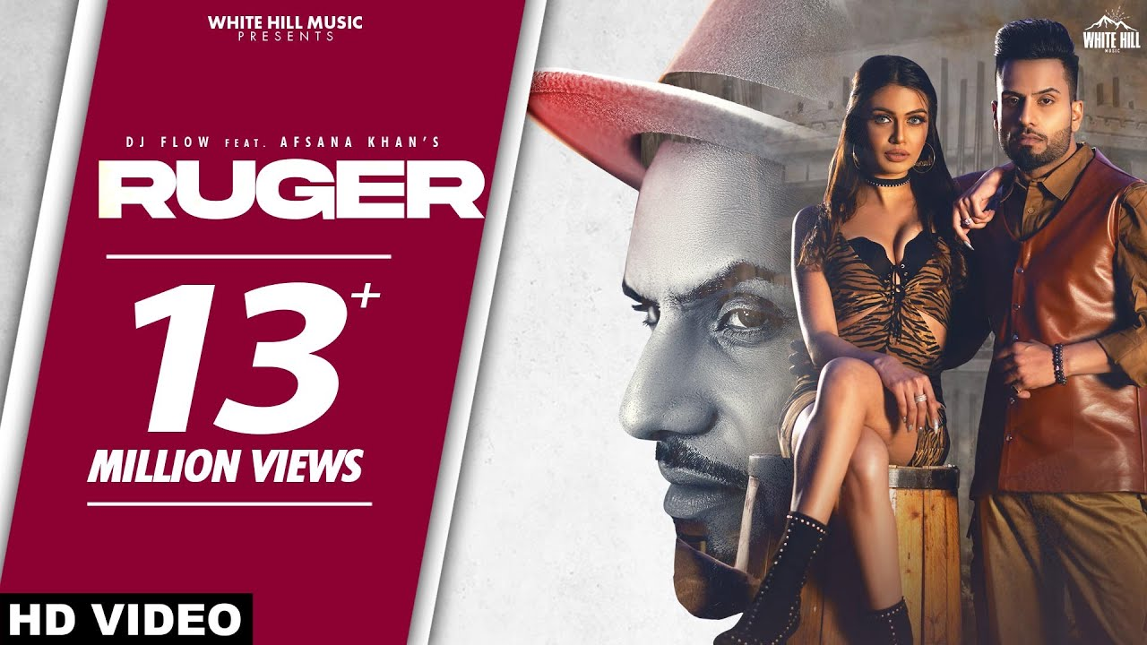 DOWNLOAD: Ruger (Official Video) DJ Flow, Afsana Khan   Happy Raikoti   B2gether Pros   New Punjabi Songs 2021 Mp4 song