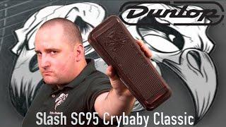 Dunlop Slash SC95 Crybaby Classic