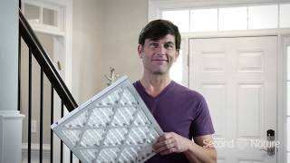 How To Change Your Air Filter with Second Nature