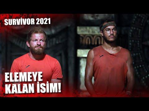 HANGİ İSİM ELEME ADAYI OLDU? | Survivor 2021