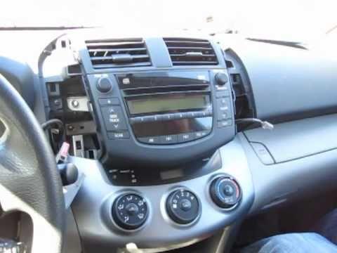 GTA Car Kits  Toyota Rav4 20062011 install of iPhone