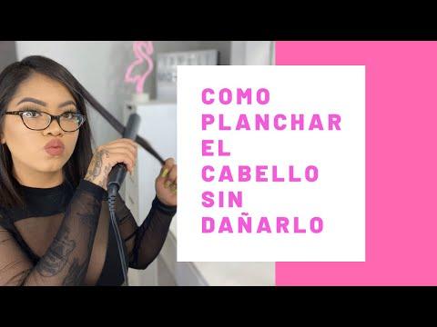 ERRORES Que COMETES Al PLANCHAR Tu CABELLO   Janeli Morales