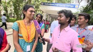 Pazhamozhi Sonna Anubavikanum spl public show Vendhar tv shows 03-09-2015