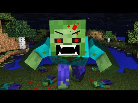 Dead Life 2 - Minecraft Animation (Zombie Apocalypse)
