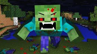 Zombie Apocalypse 2 - Minecraft Animation (Noob Life Series)