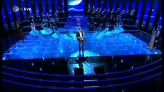 """David Garrett -  """"Swan Lake Theme"""" (""""Thema von Schwanensee"""") - live in German TV, October 26,  2013"""