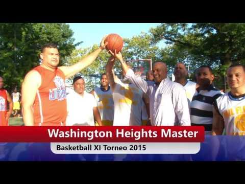 Washington Heights Master Basketball 2015