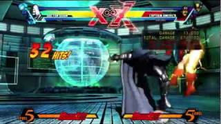 UMvC3 TAC combo 2 (Doctor Doom) Swag Technology [LHI] DOOMFACE