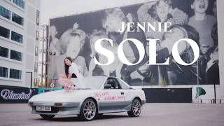 #blackpink #jennie #solo JENNIE - SOLO  LYRICS VIDEO official HD