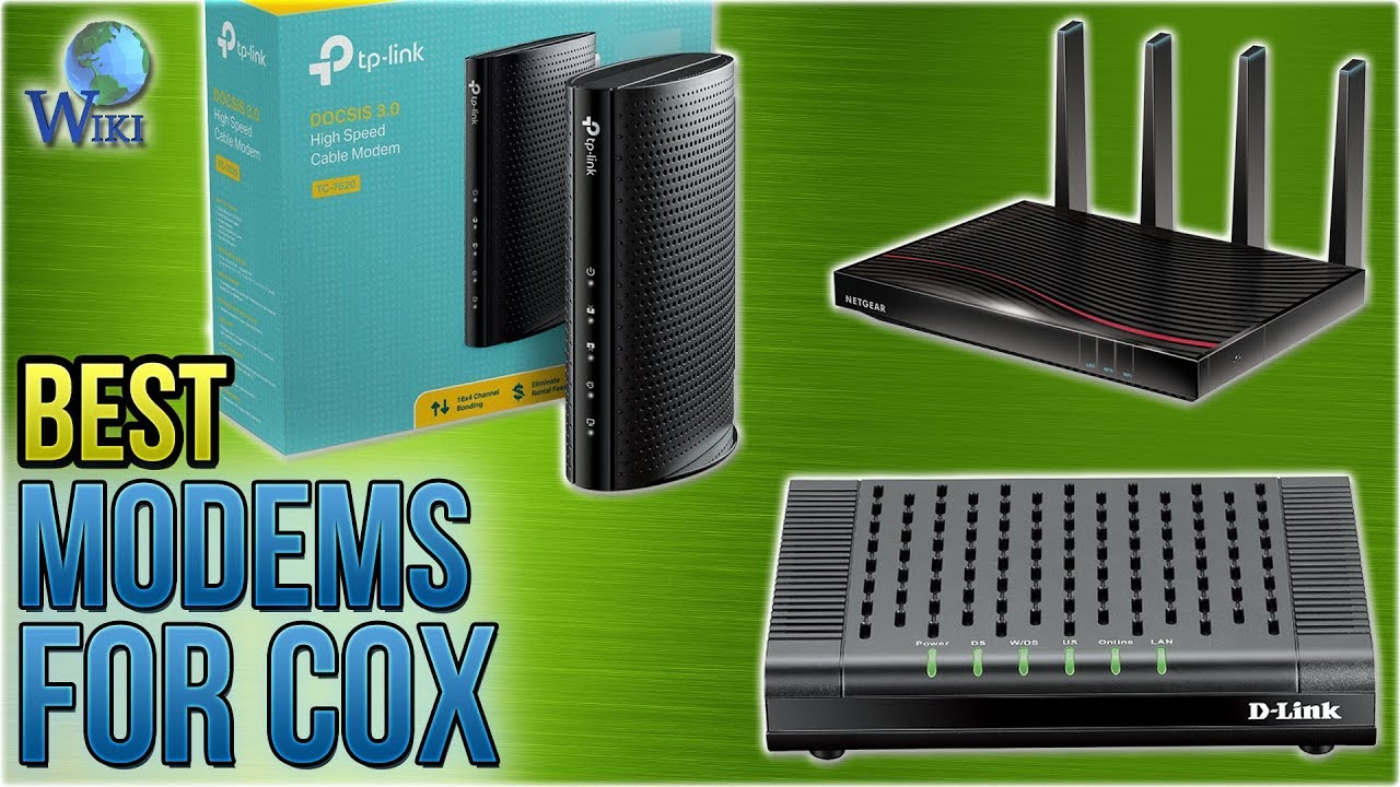 Top 9 Modems For COX of 2019 | Video Review