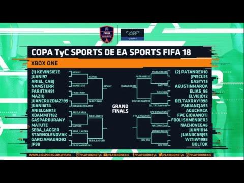 Global Series Qualifier - Copa TyC Sports de EA Sports FIFA 18 | Cuartos de final
