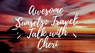 Travel Talk with Cheri!  Vacation, Cruise & Disney News!  Plus Travel Deals and Q&A!!