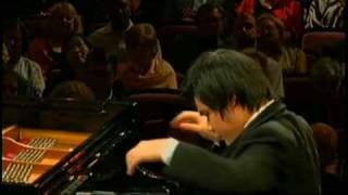 Amazing blind pianist