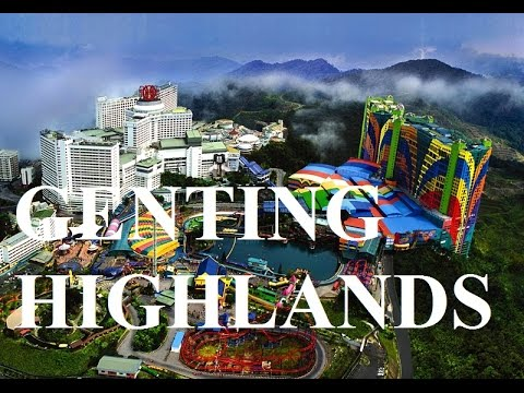 Top Guide Visit Malaysia Genting Highland Resorts World Theme Park