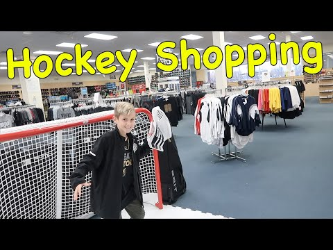 Shopping For Hockey Equipment Gloves Sticks Helmets And More