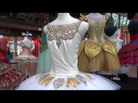 Как называют юбку балерины