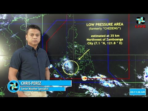 Public Weather Forecast Issued at 4:00 AM March 20, 2019
