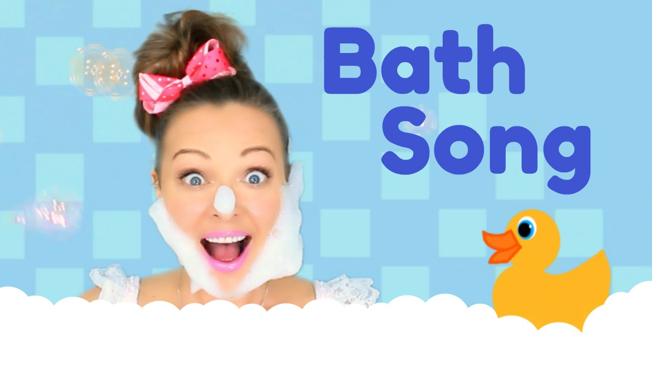 Bath Song | Nursery Rhymes for Children, Kids and Toddlers