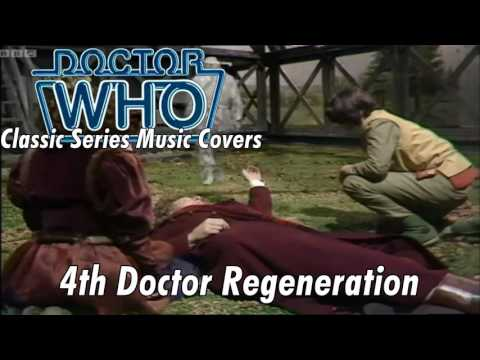 Doctor Who Classic Series Music Covers - 4th Doctor Regeneration (from Logopolis And Castrovalva)