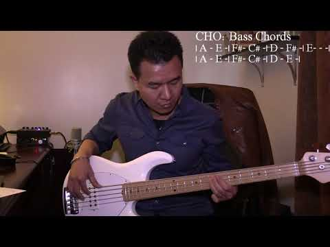 Jermaine Leong - New Creation Worship: Finished - Bass Cover