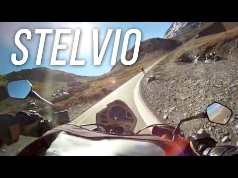 Stelvio Pass.