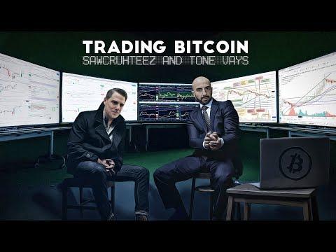 Trading Bitcoin W/ Sawcruhteez - Will This Low Volatility Last?