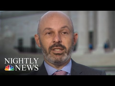 Supreme Court Rules Police Need A Warrant To Use Phone Records For Tracking | NBC Nightly News