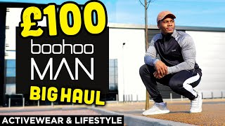 Affordable Mens Clothing Haul | £100 BoohooMan Try On
