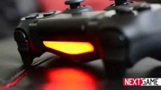Видео обзор джойстика Sony DualShock 4 Wireless Controller(Данный контроллер вы можете купить у нас в Интернет-Магазине! Купить контроллеры - Черный (Black) - http://playstation3.ne..., 2014-11-19T11:06:49.000Z)