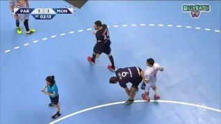 Paris SG VS Montpellier Handball LNH D1 2015 2016 24e journée
