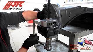 JTC-4334 Набор инструментов для снятия и установки сайлентблоков подрамника MERCEDES W204