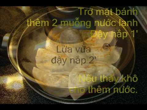 Banh Dumpling Chay