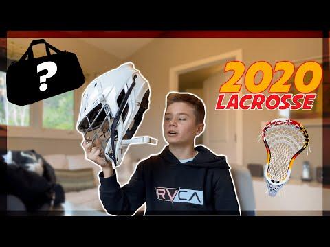 2020 Lacrosse Gear Bag|| Brand New Gear!
