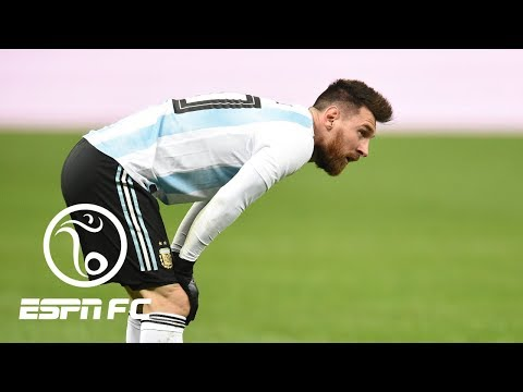 2018 FIFA World Cup Group D: Is Argentina in the most competitive group? | ESPN FC