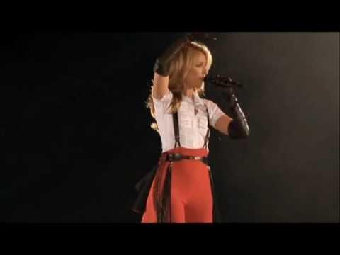 Celine Dion Eyes On Me South Africa 2008 alternate DVD