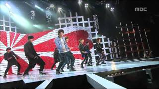 SHINee - Ring Ding Dong, 샤이니 - 링 딩 동, Music Core 20091024