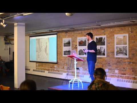 Cleanweb London November 2013   Phil McDonald   Sandbag